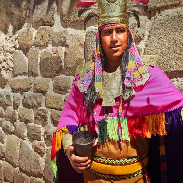 Ancient Cultures Peruvian