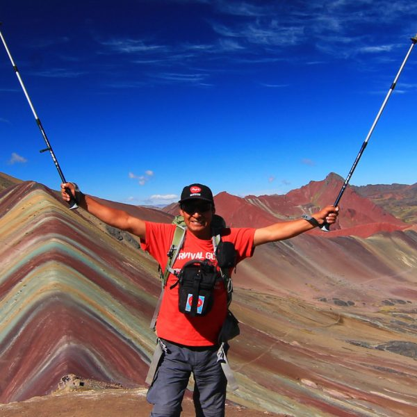 Peru Rainbow Mountain 2 Day Tour Ayni Peru L1