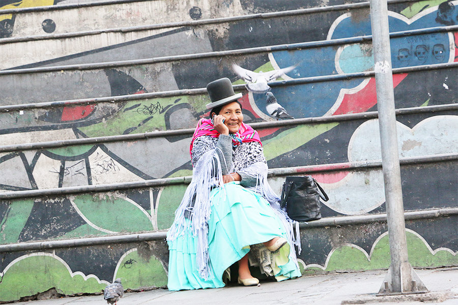 Bolivia La Paz Bolivia Tour Ayni Peru 1