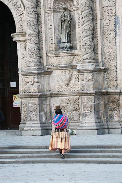 Bolivia La Paz Bolivia Tour Ayni Peru 2