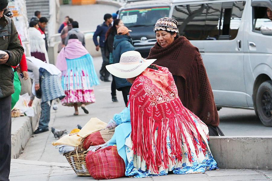 Bolivia La Paz Bolivia Tour Ayni Peru 3