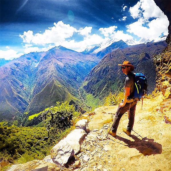 Peru Cusco Choquequirao Vilcabamba Trek Ayni Peru