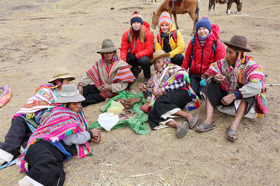 Peru Homestay Tours Ayni Peru 10