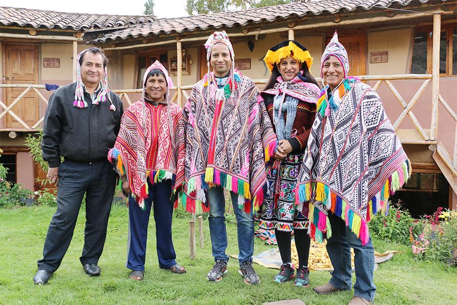 Peru Homestay Tours Ayni Peru 11