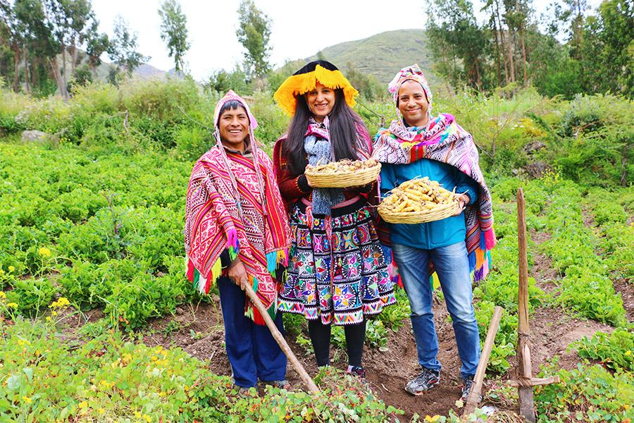 Peru Homestay Tours Ayni Peru 12