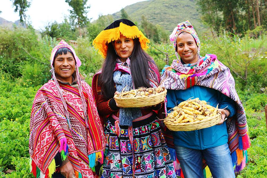 Peru Homestay Tours Ayni Peru 13