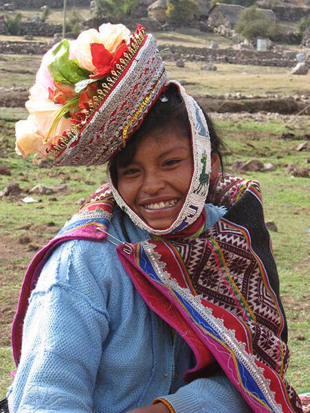 Peru Homestay Tours Ayni Peru 14
