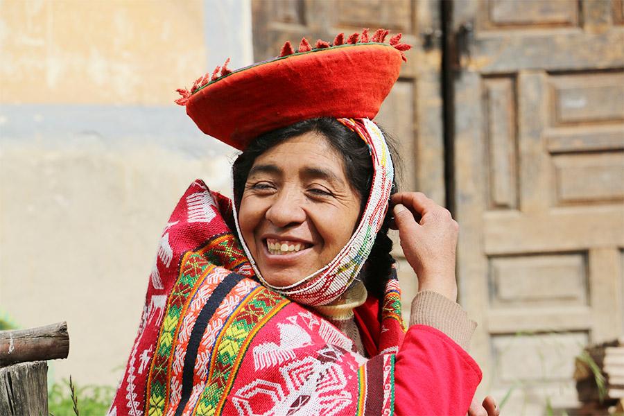Peru Homestay Tours Ayni Peru 2