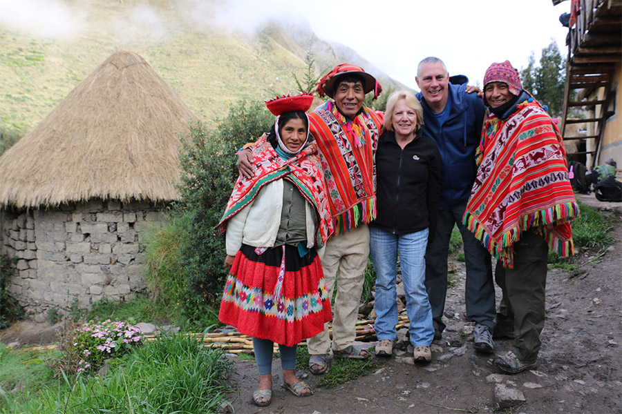 Peru Homestay Tours Ayni Peru 3