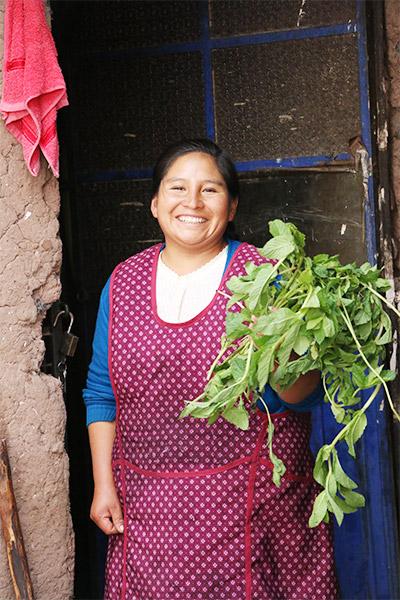 Peru Homestay Tours Ayni Peru 4
