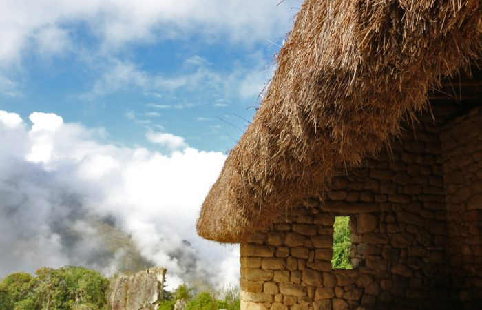Peru Machu Picchu Watchtower Ayni Peru Luxury Tour