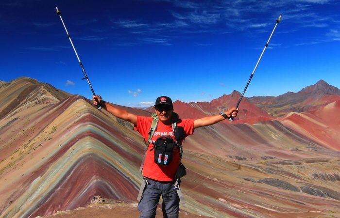 Peru Rainbow Mountain 2 Day Tour Ayni Peru