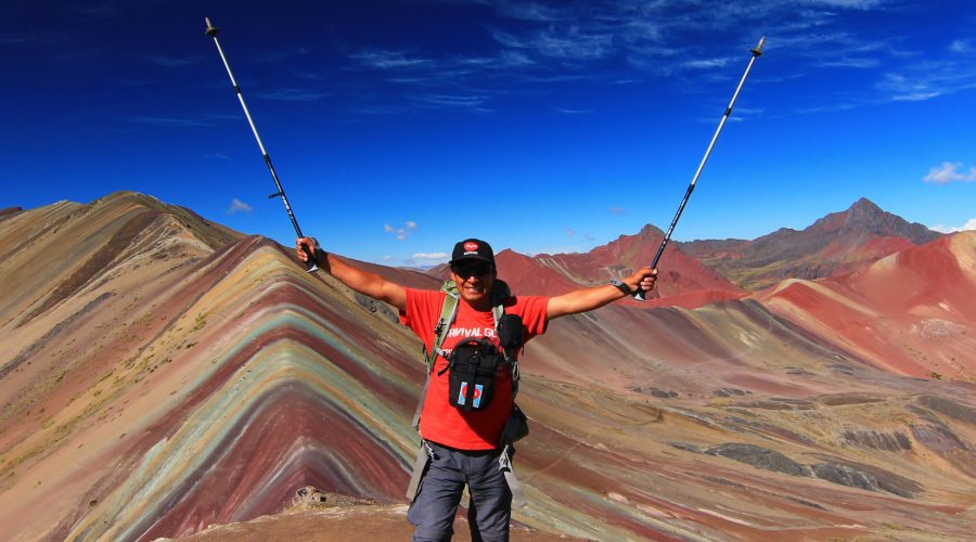 Peru Rainbow Mountain 2 Day Tour Ayni Peru