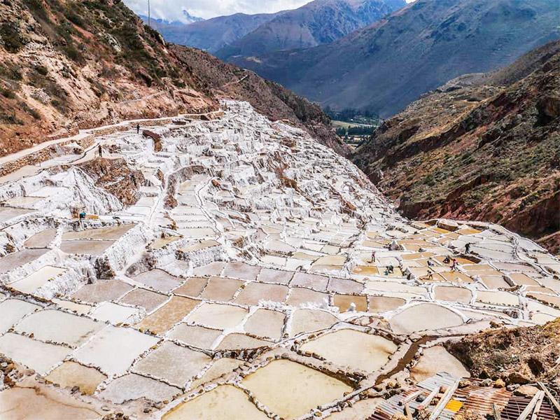 Sacred Valley Salineras Tour Ayni Peru 1