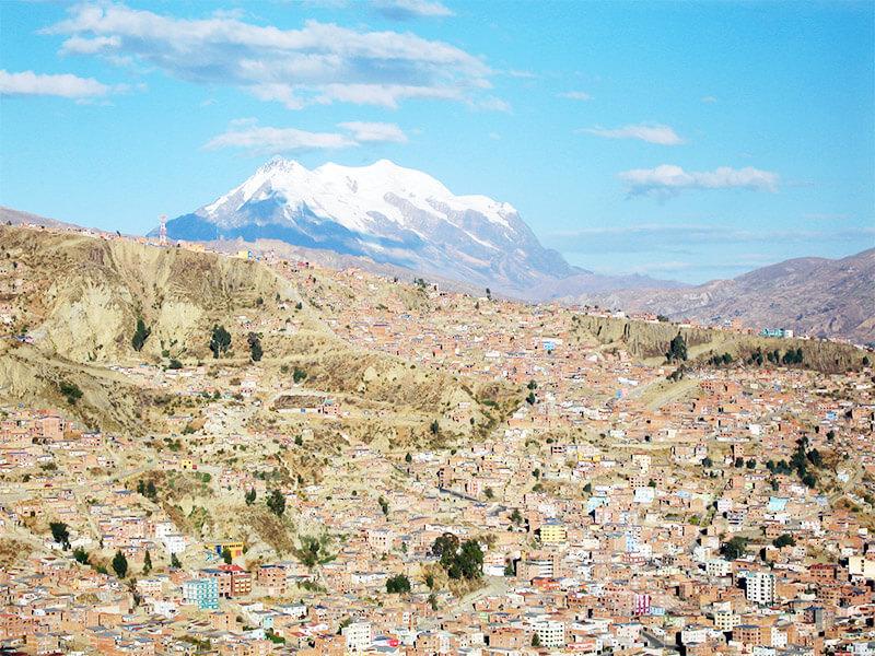 La Paz City 03