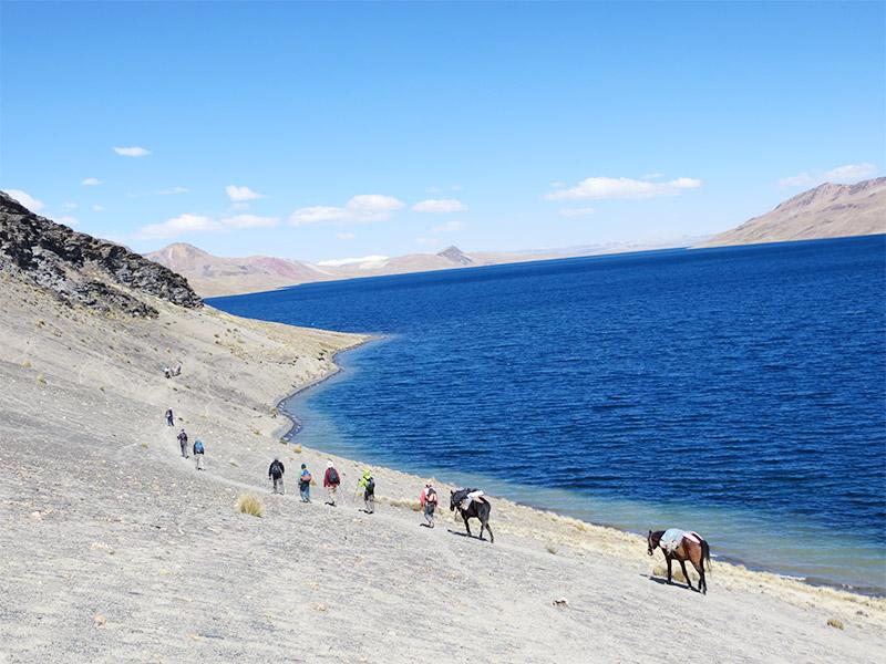 Ayni Peru Quelccaya Trek 13