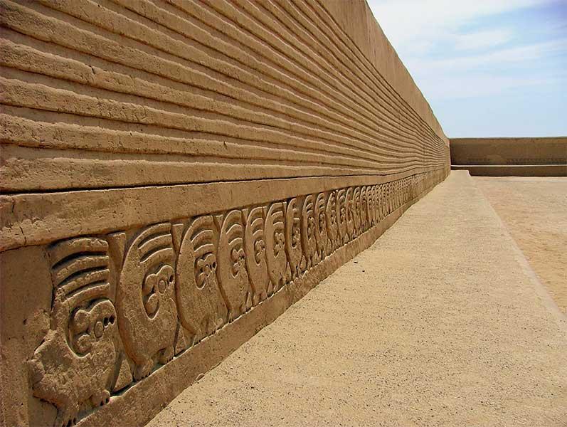 Peru Chan Chan Ayni Peru