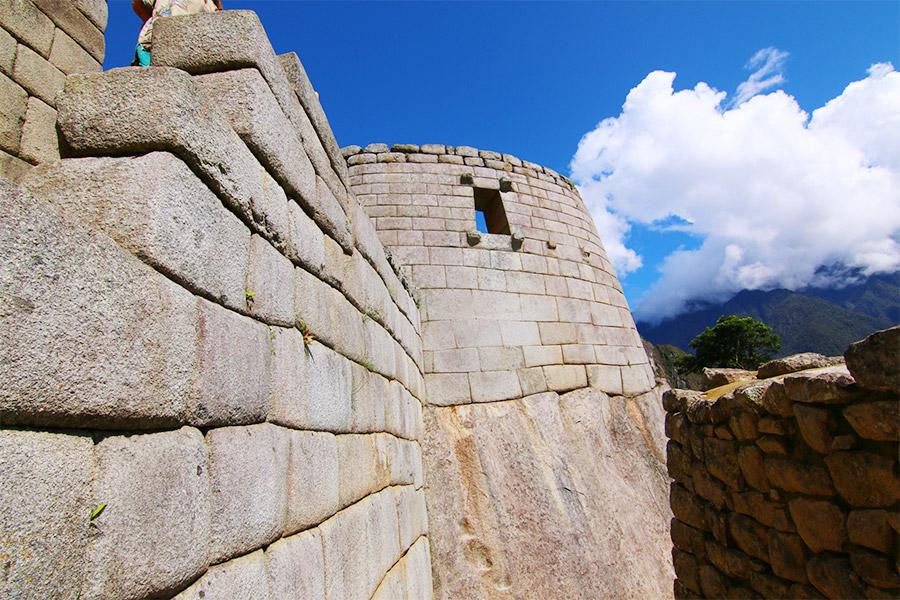 Peru Machu Piccchu Inca Stonework Ayni Peru