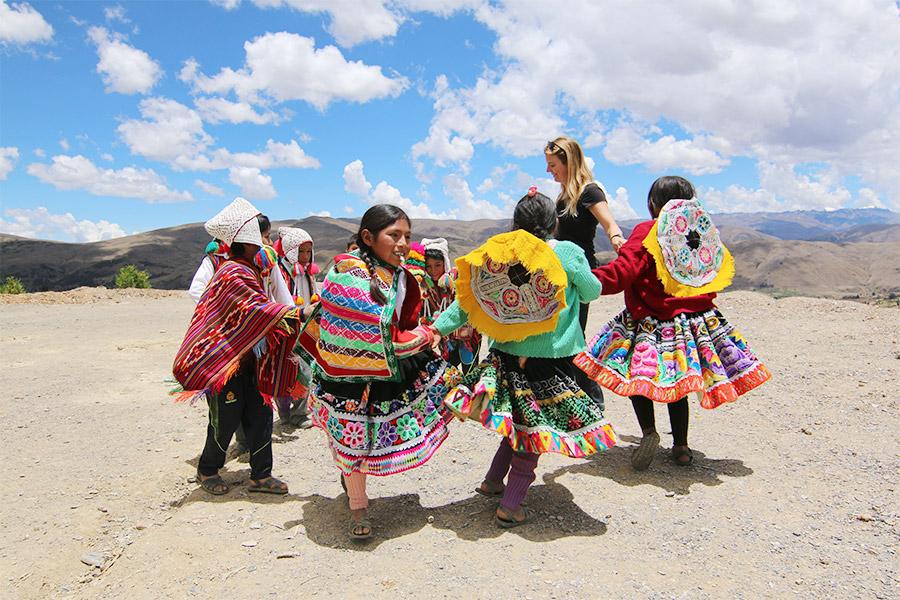 Peru Sacred Valley Cultural Ayni Peru