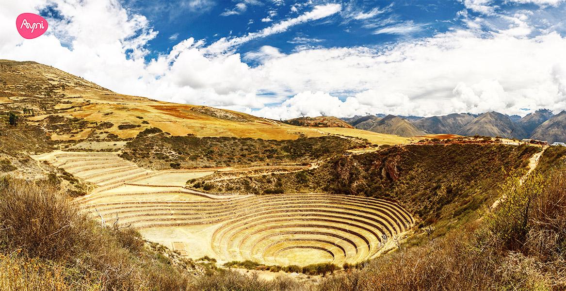 Peru Sacred Valley Moray Ayni Peru