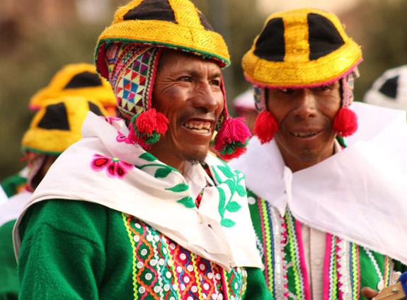Peru Cultural Events Ayni Peru