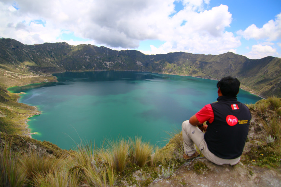 Quilatoa Ecuador Highlands Tour