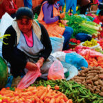 Cusco´s San Pedro Market Ayni Peru 1
