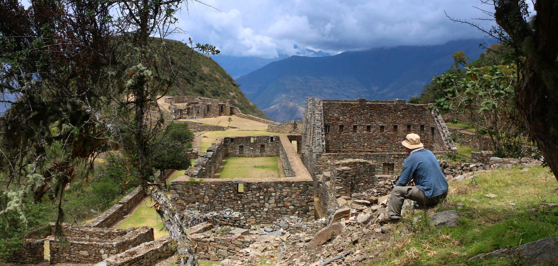 Peru Cusco Choquequirao Trekking Ayni Peru