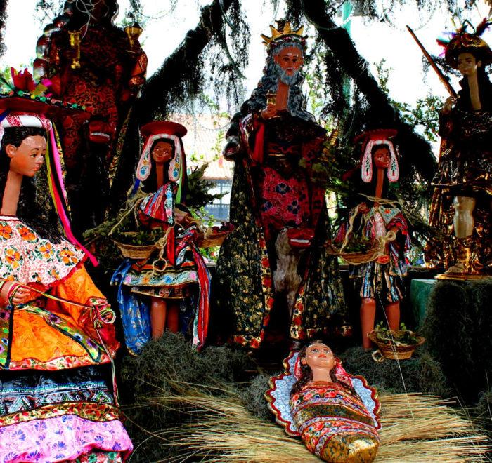 Christmas In Peru Ayni Peru