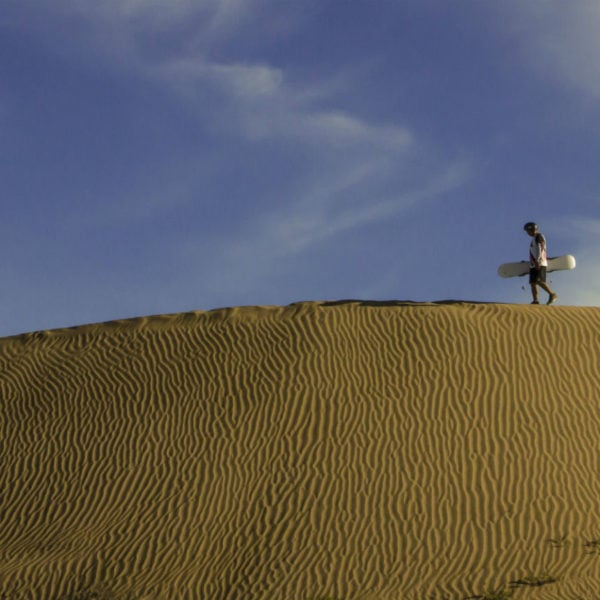 Cerro Blanco Sandboarding Peru Highest Sand Dune In World L1