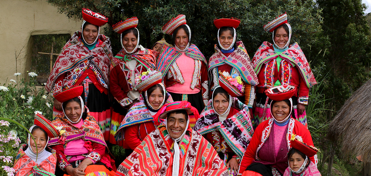 Our Family Ayni Peru Homestays