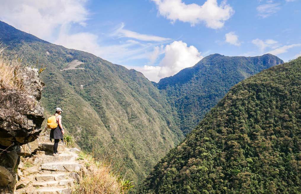 Machu Picchu Short Inca Trail Hike