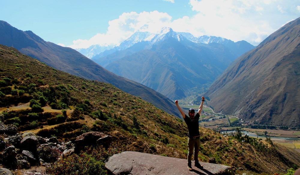 Cachicata Hike Sacred Valley Peru