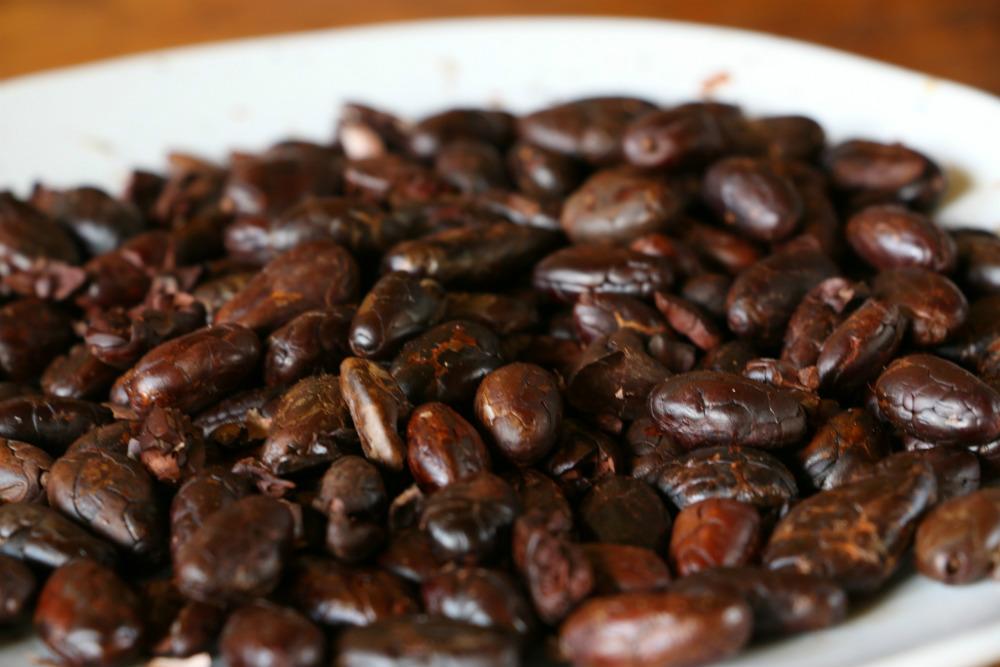 Coffee Roasting Sacred Valley Peru