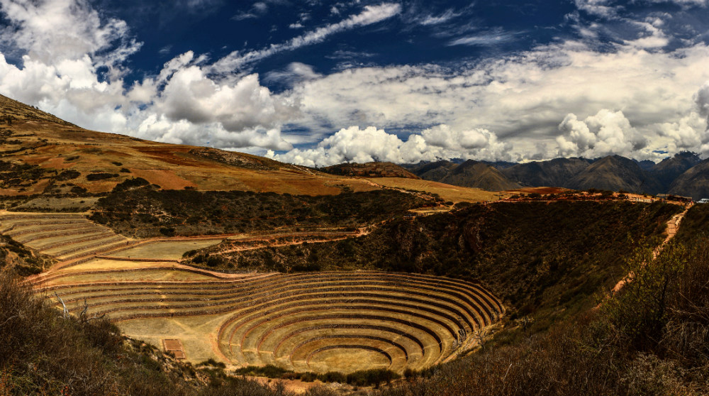 Ayni Peru Moray Tour Sacred Valley Peru