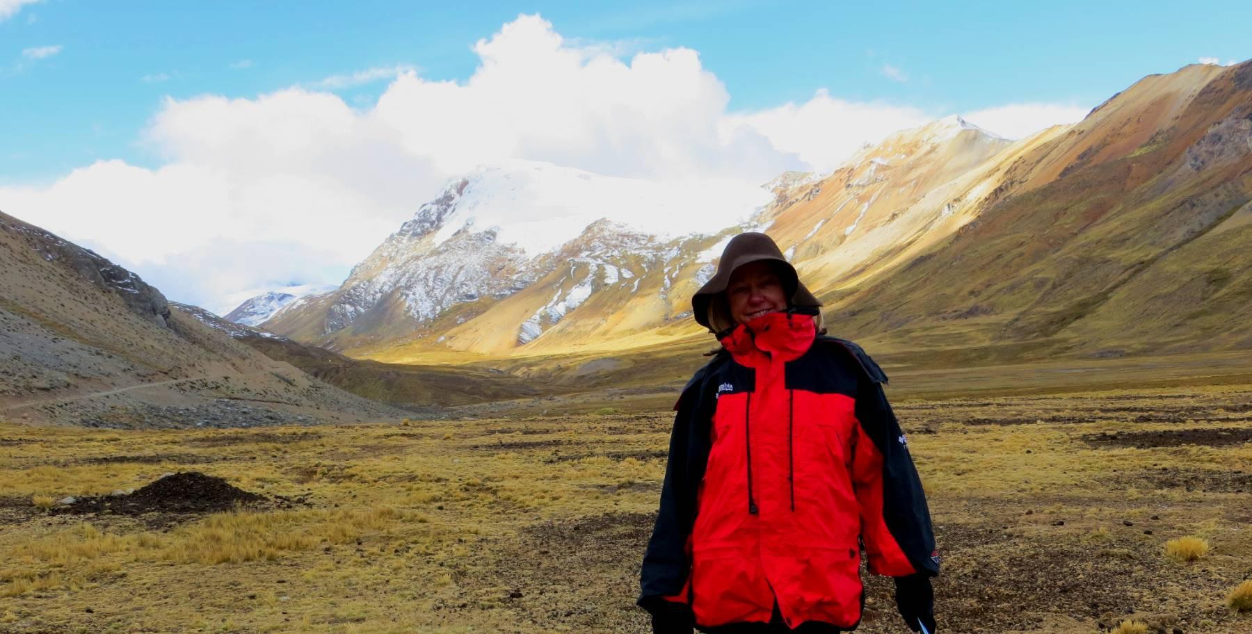 Quelccaya Trekking in Cusco Peru