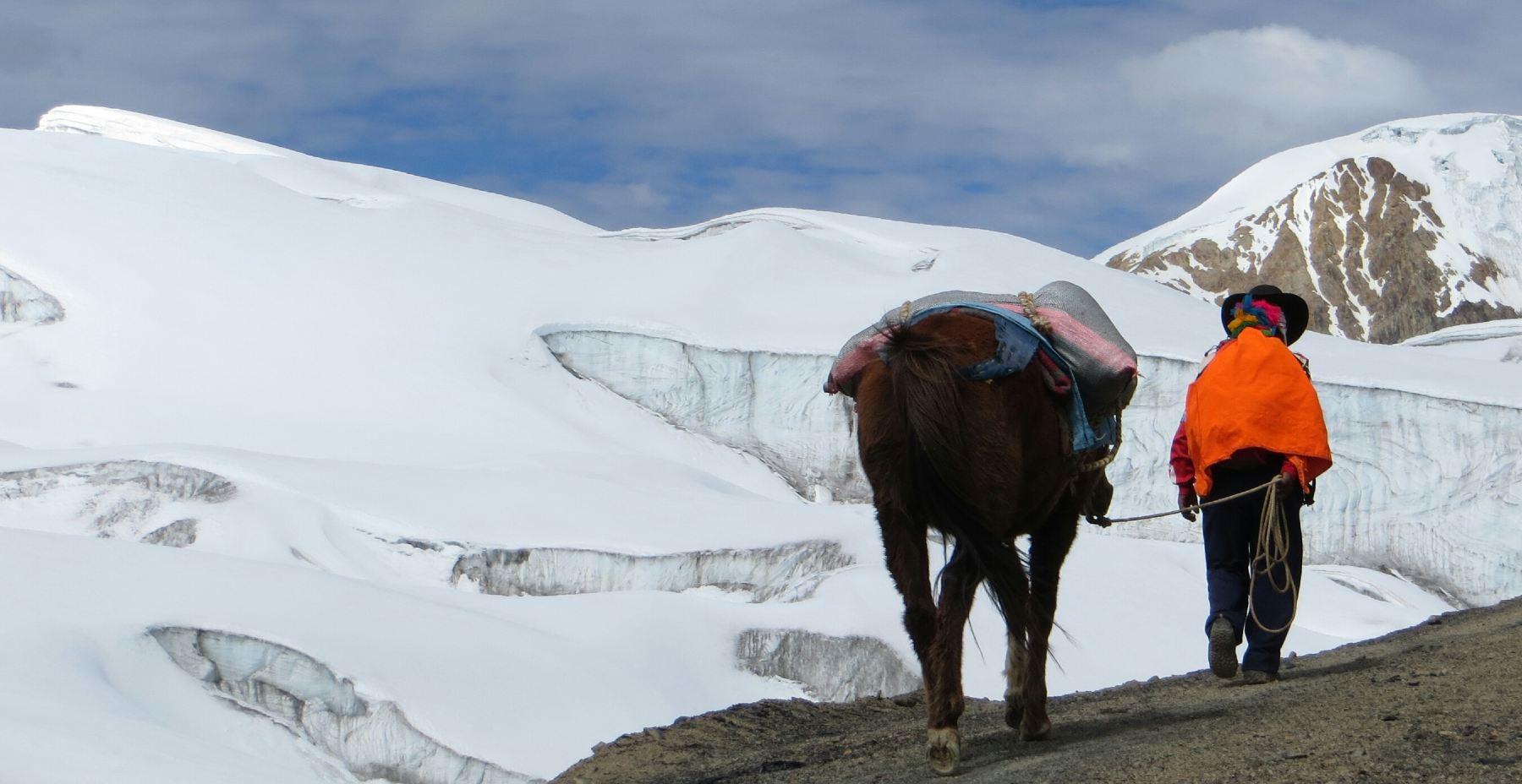 Quelccaya Glacier Trek