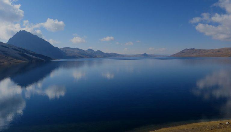 Lake Sibinacocha Reflection